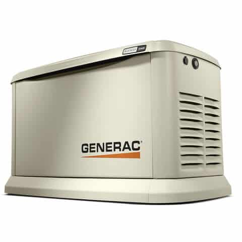 gas powered whole house electricity generator