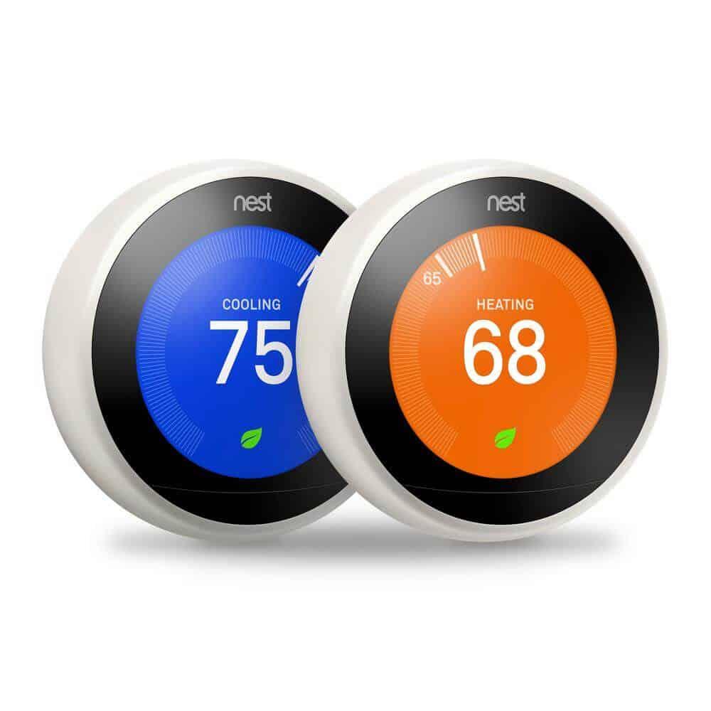 smart thermostat installation