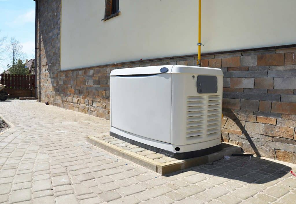 natural gas generators installed by hvac contractors in ottawa