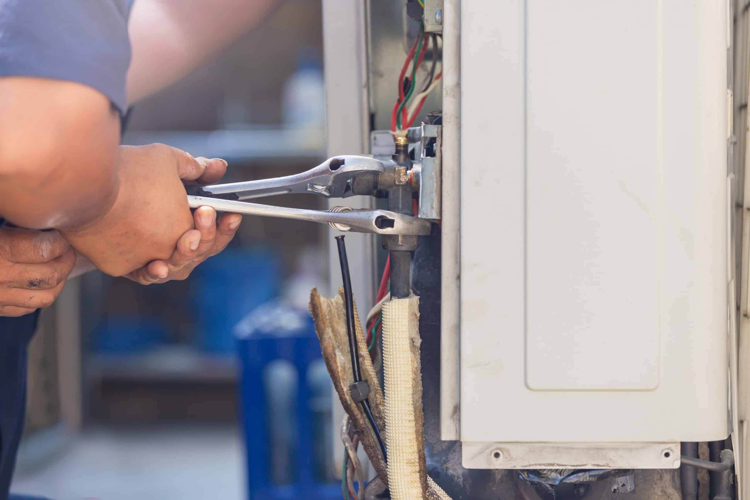 hvac new equipment installation services