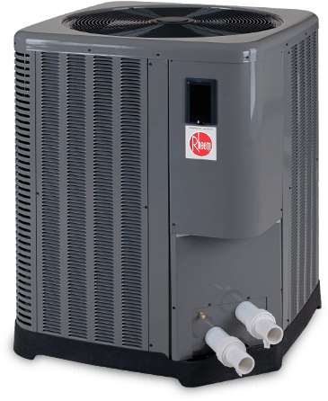 rheem pool heater