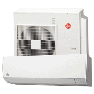 rheem ductless mini split