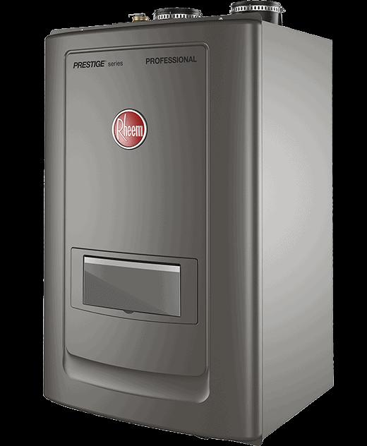 rheem gas boiler