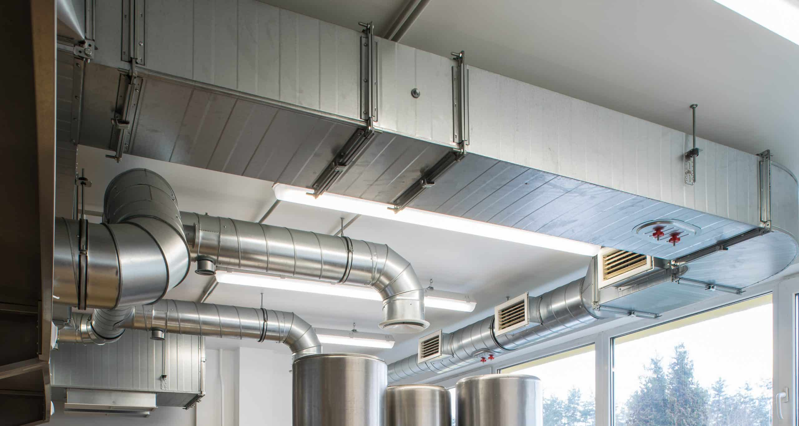 hvac heating and cooling residential ventilation