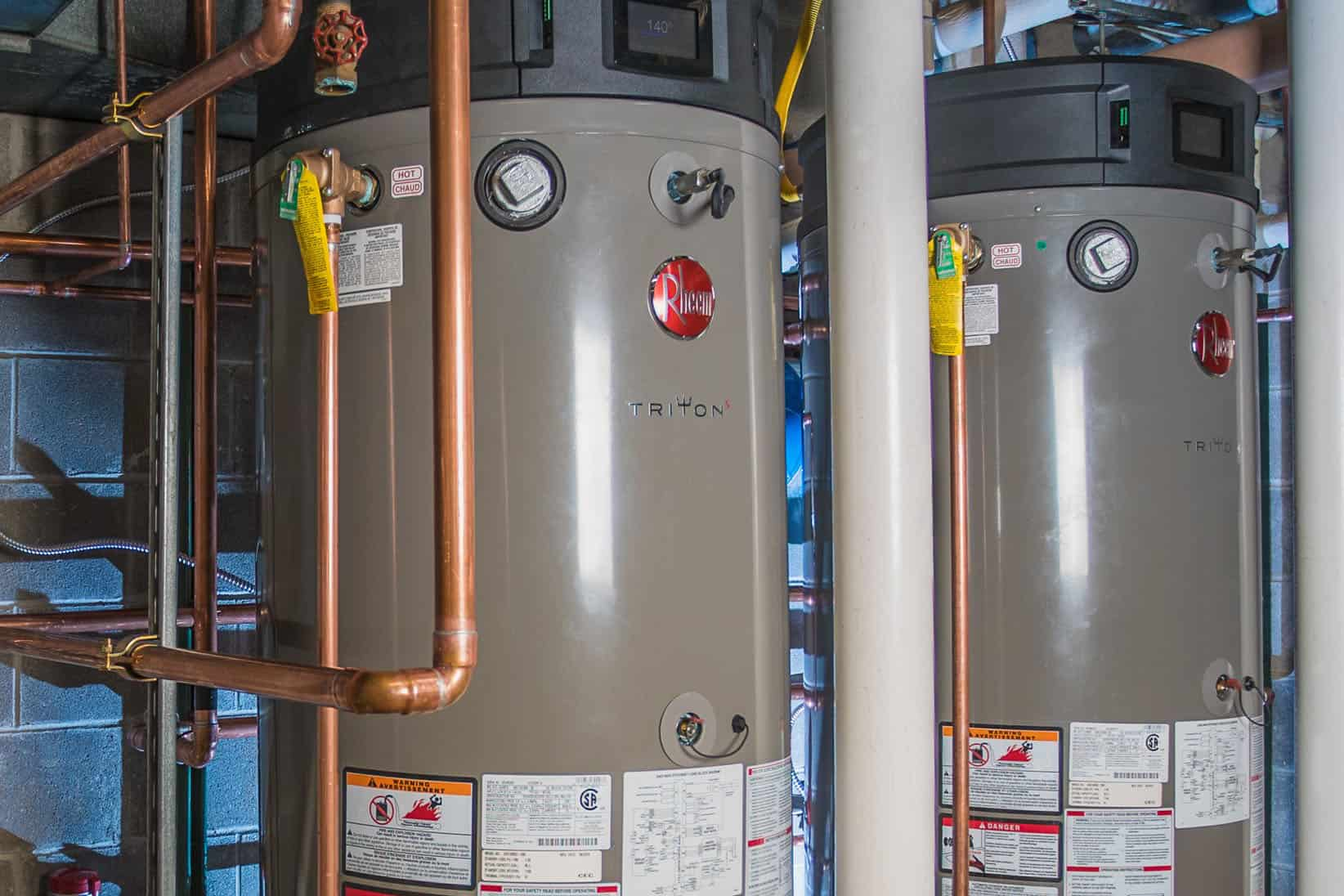 water heater background photo