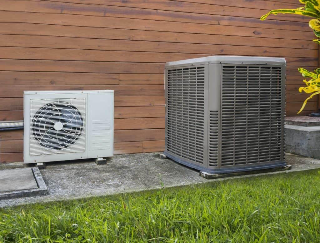 heat pump installed in ottawa home